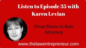 Listen episode 35 with Karen Levian